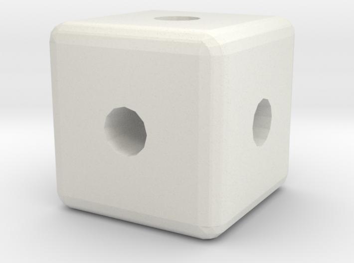 Cube 2 3d printed