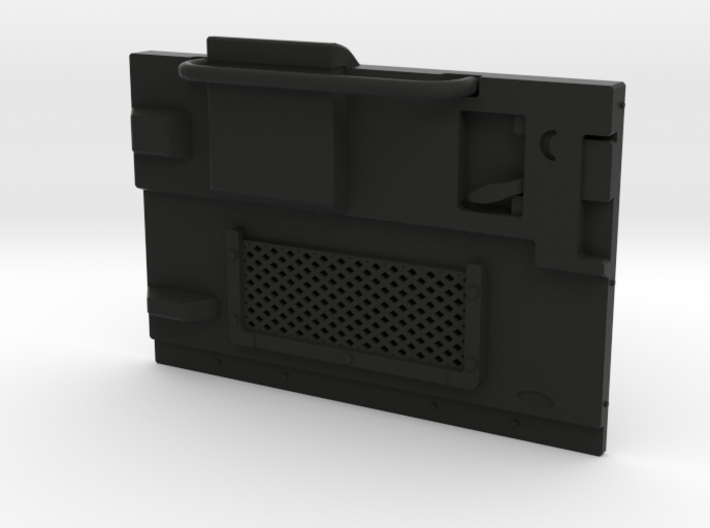 Interior panel rear door D90 D110 Gelande 1:10 3d printed