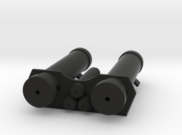 E-11 Power Cylinders v1.1 Profile A 3d printed
