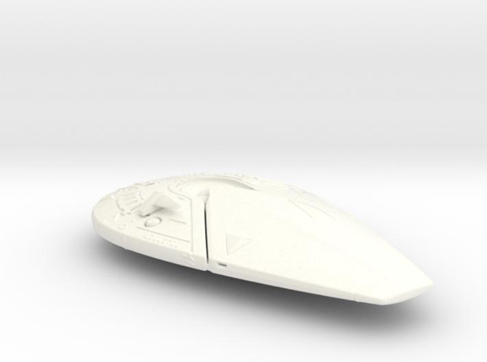 DCH Talon Spaceship - Concept Design Quest 3d printed