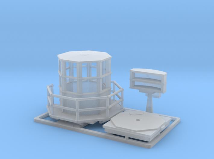 Radar 271 1/144 3d printed