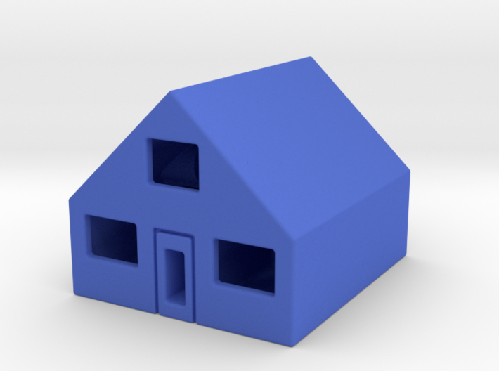 KEY-HOUSE  ( part 1 of 2 ) 3d printed