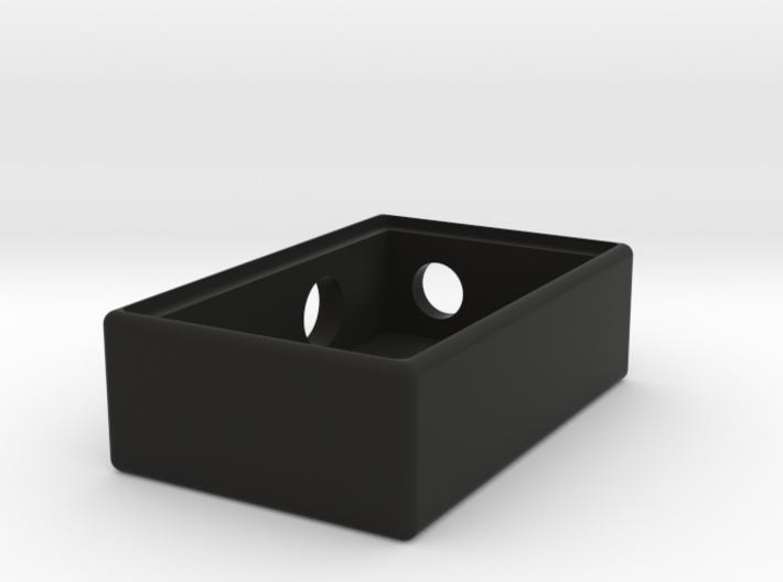 Base de la BOX ONE face arrière fixe 3d printed