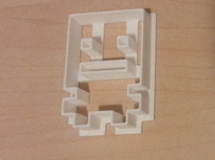 Turbo Buddy Cookie Cutter 3d printed Have a cookie buddy