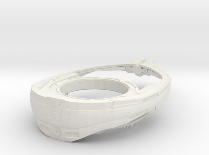 Ori Warship 3d printed