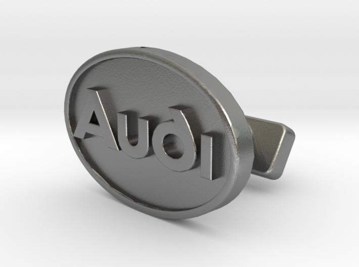 Audi Classic Cufflink 3d printed