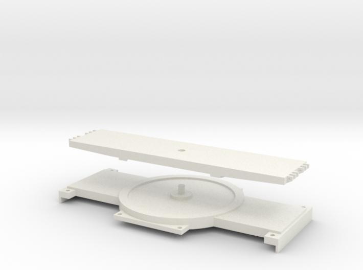 1:50 Turntable for SPMT (NZG) 3d printed