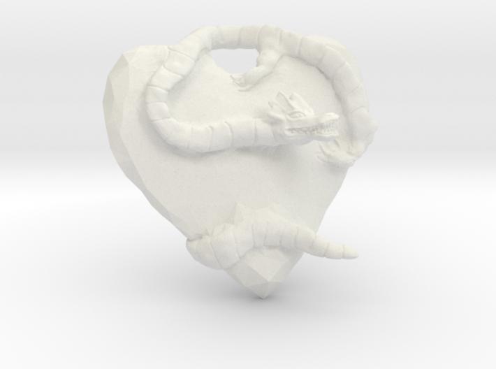 Dragon Guardian 3d printed