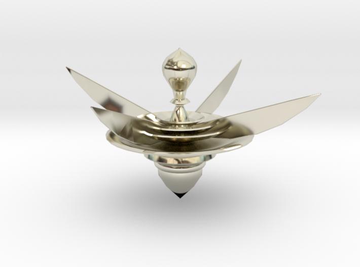 Hornet Spinner 3d printed