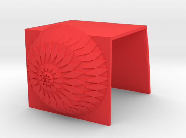 iMacCam Cover 3d printed