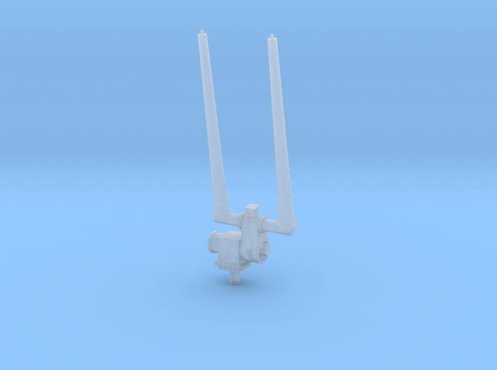 1/96 Ticonderoga Class - Aft Antenna - Duel 3d printed