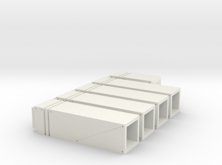 Querträger SB 5fach 3d printed
