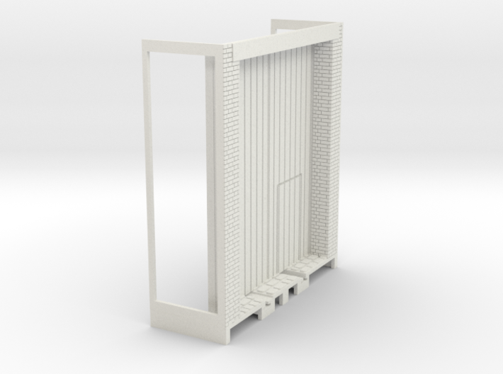 Z-87-lr-warehouse-base-track-door-1 3d printed