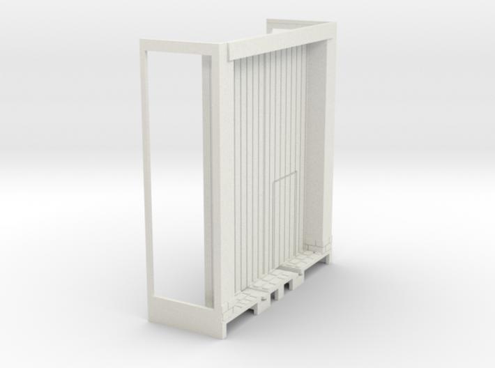 Z-87-lr-rend-warehouse-base-track-door-1 3d printed
