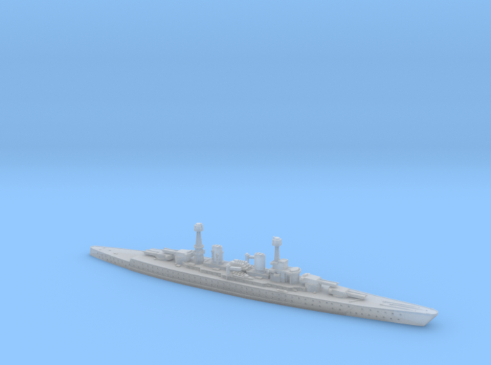 USS Constellation 1/4800 3d printed