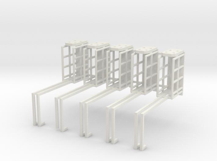 Hl-Blocksignal SB 5fach 3d printed