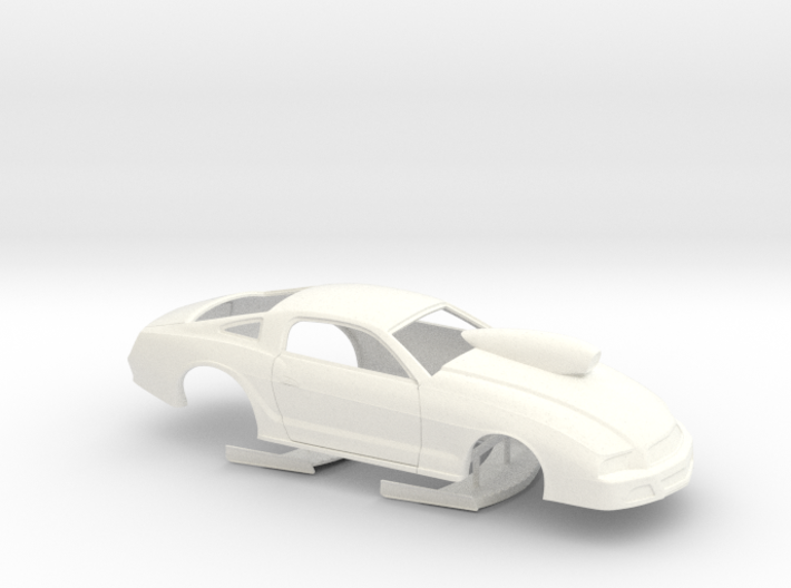 1/25 2013 Pro Stock Mustang 3d printed