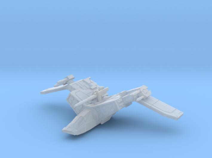 Jurgoran Imperial Gunship BLC SR ID (1/270) 3d printed