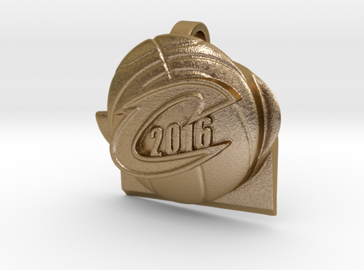 Cavs 2016 30mm 3d printed