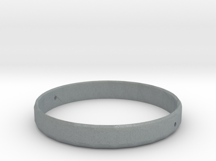 Roundy Ring 3d printed