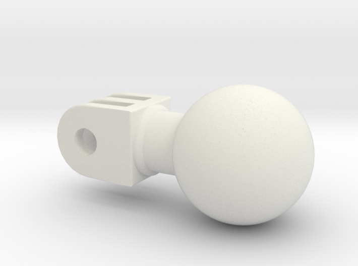 action camera ball joint 3d printed