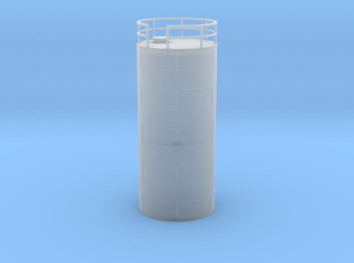 N Scale Chemical Tank 3d printed