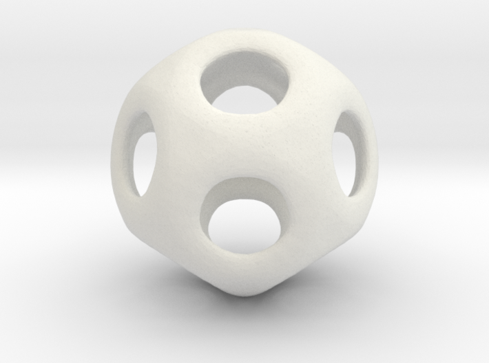 Conway Polyhedron {lseehD} 3d printed
