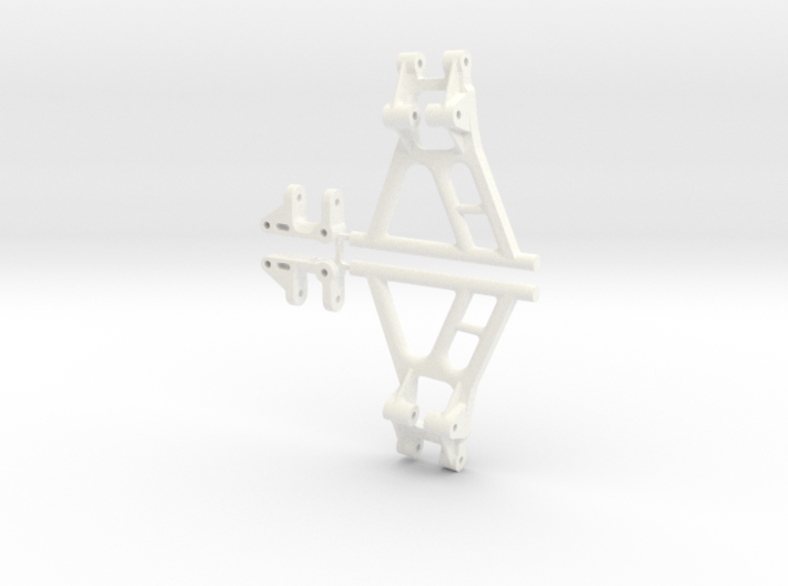 Tamiya Hornet Front Suspension, No Mount 045011-20 3d printed