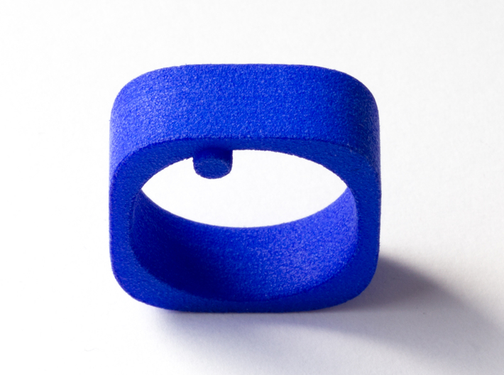 Squared Insight 3d printed