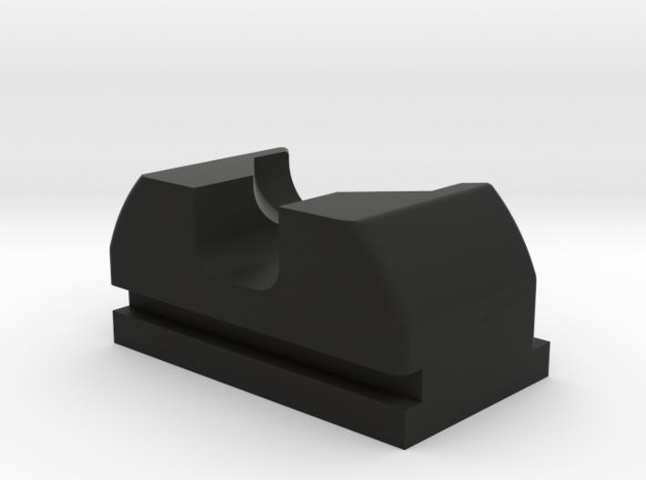 PPQ Suppressor Rear Sight 3d printed