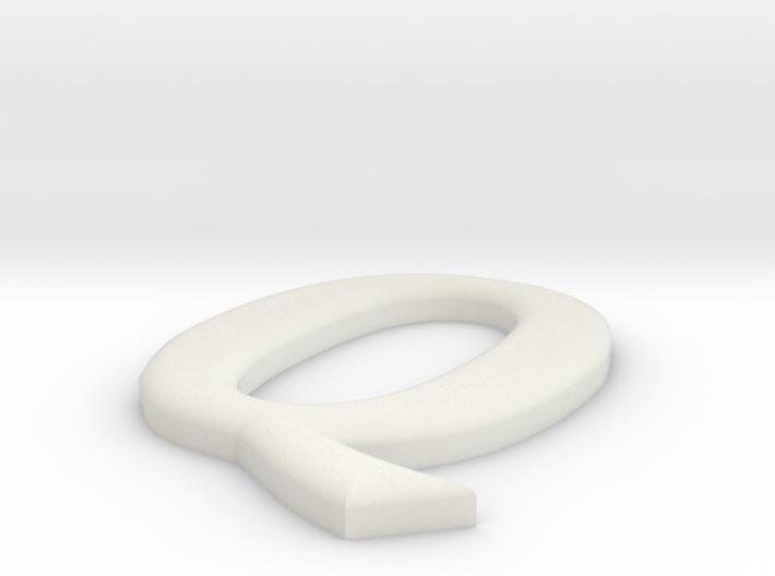 Q 3d printed
