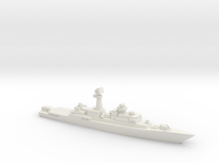Neustrashimyy-class frigate, 1/1800 3d printed