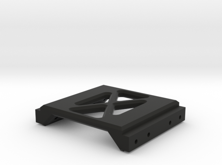 Axial SCX10 Rear Chassis Brace 3d printed