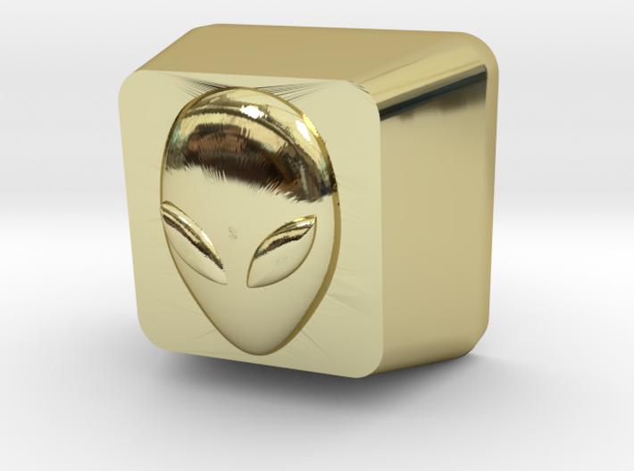 Topre Alien Keycap 3d printed