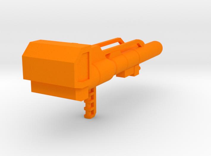 Sentinal Prime Blaster 3d printed