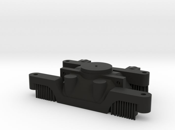 PIECE-B-differential-box 3d printed RC car - differential - piece B