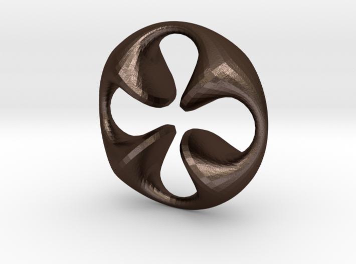 Lobe Wheel 3d printed