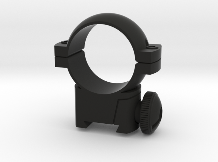 ROTJ Scope Ring 3d printed
