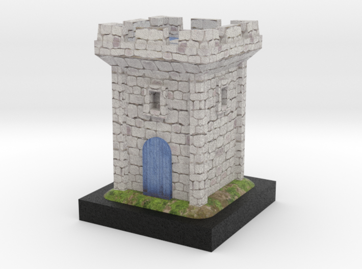 White Tower 3d printed