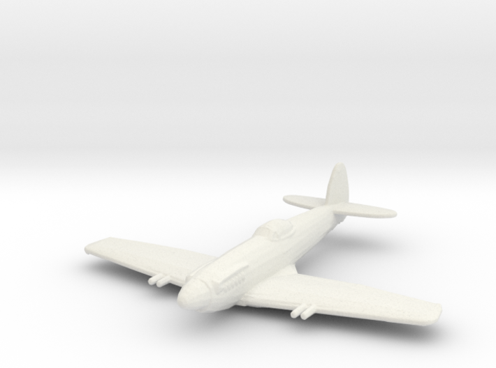 Supermarine Seafang 3d printed