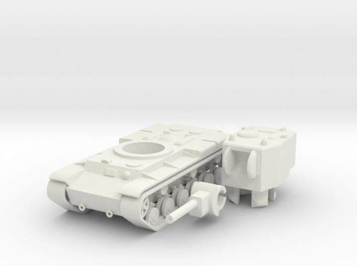 1/100 KV-2 3d printed