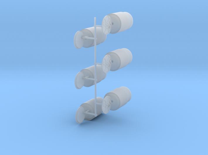 1/35 Scale SADM (Multi-Pack) 3d printed