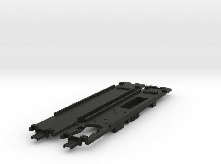 HO R40 Subway Car Floor Set 3d printed