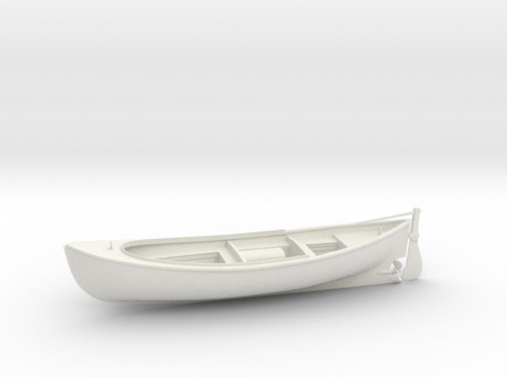 1/24 USN 26ft Motor Whaleboat 3d printed