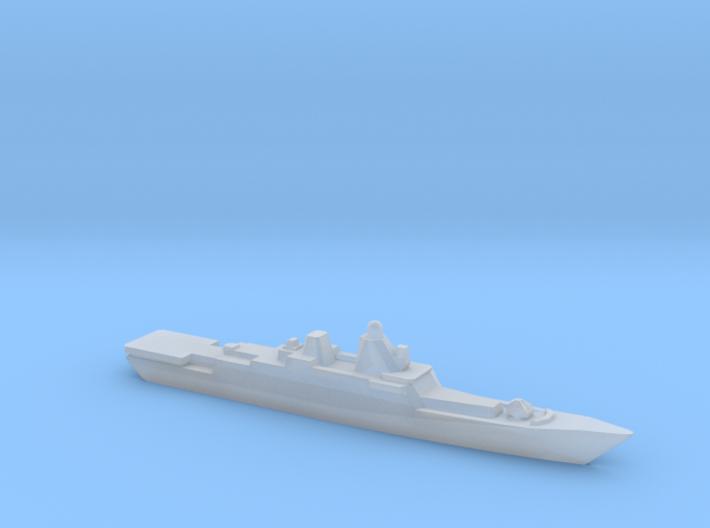 Project 12441U Training Ship, 1/1800 3d printed
