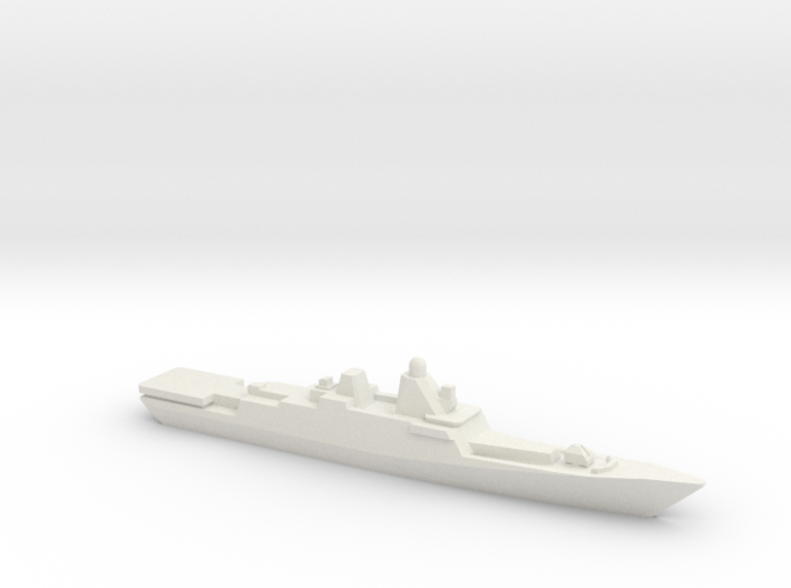 Project 12441U Training Ship, 1/2400 3d printed