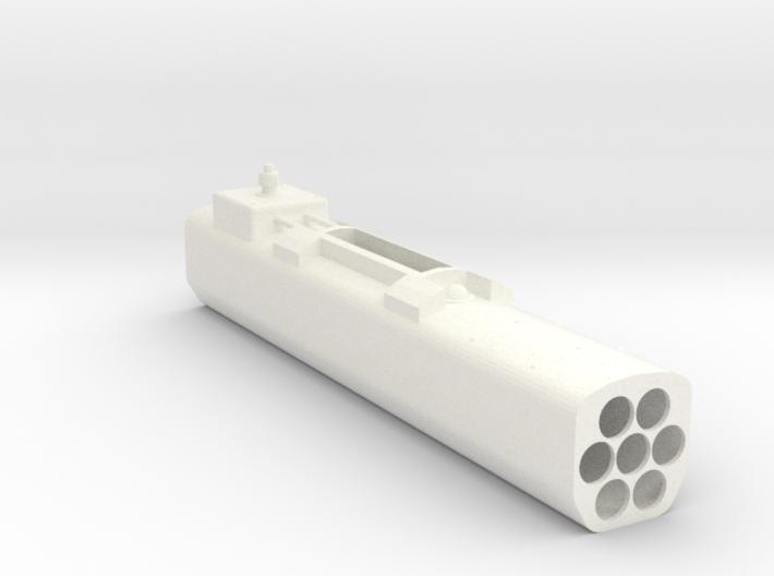 1.6 Missile POD Left (A) 3d printed