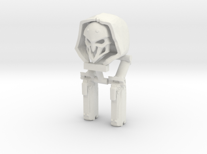 Custom Reaper Overwatch Inspired Lego 3d printed