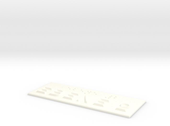 EBENE 2 3d printed