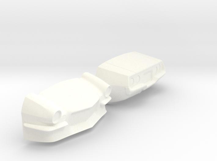 1/12 Special Cut 73 PM Camaro 3d printed